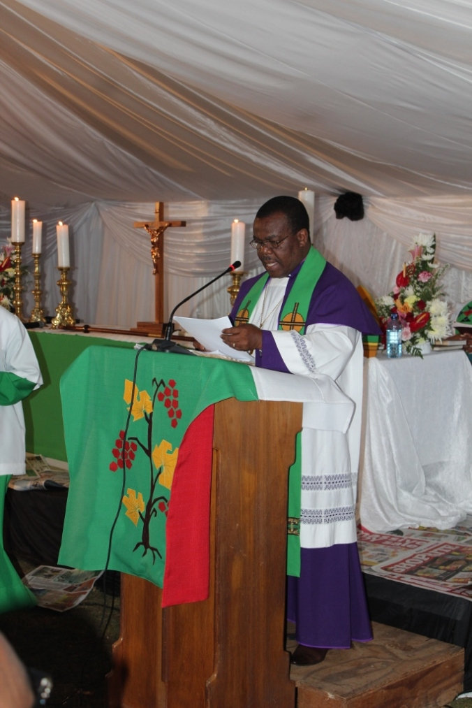 Sermon Bishop P.P. Buthelezi